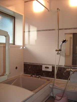 タカラユニットバス設置リフォーム(浴室)