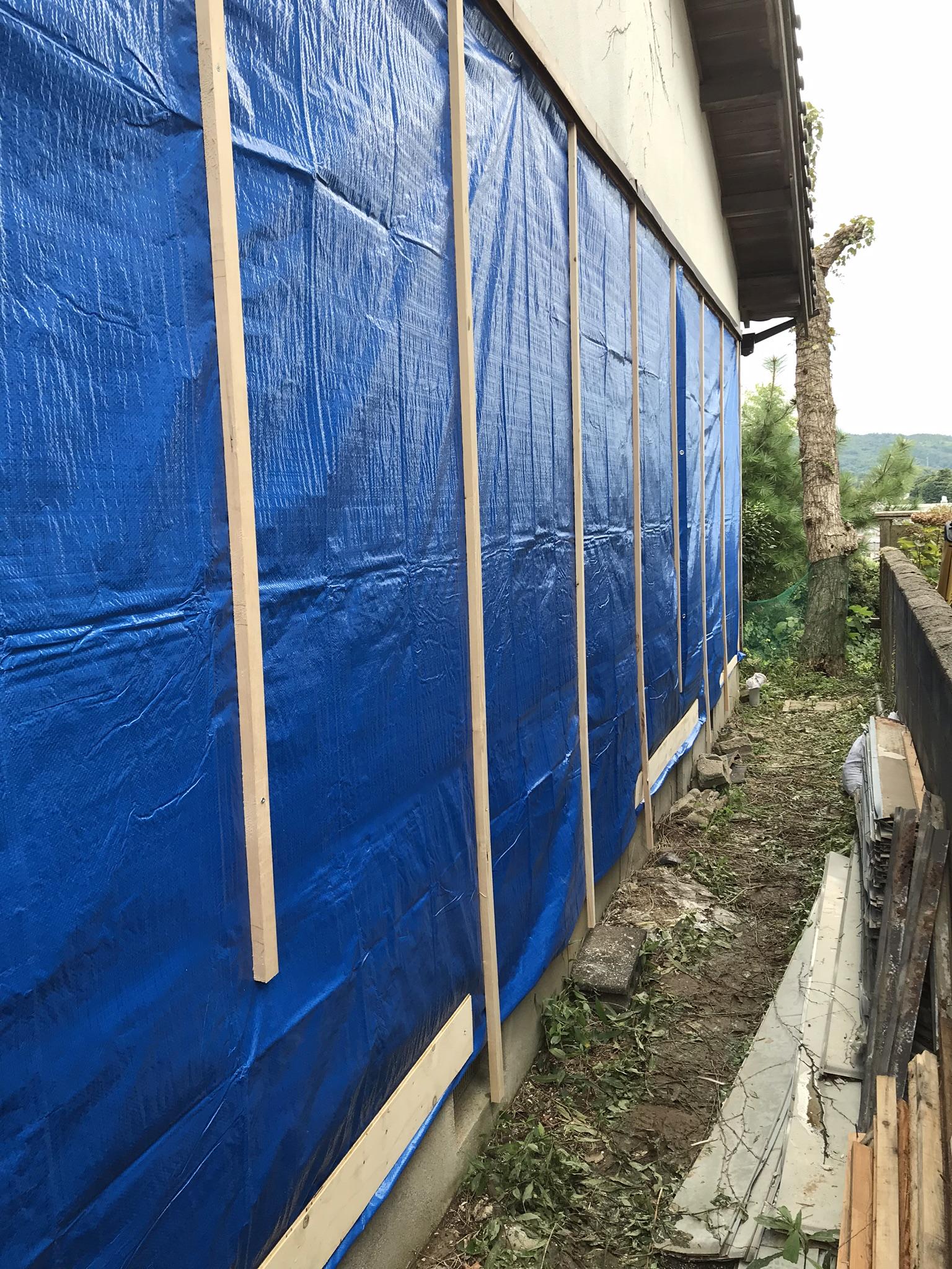 松江 リフォーム 外壁