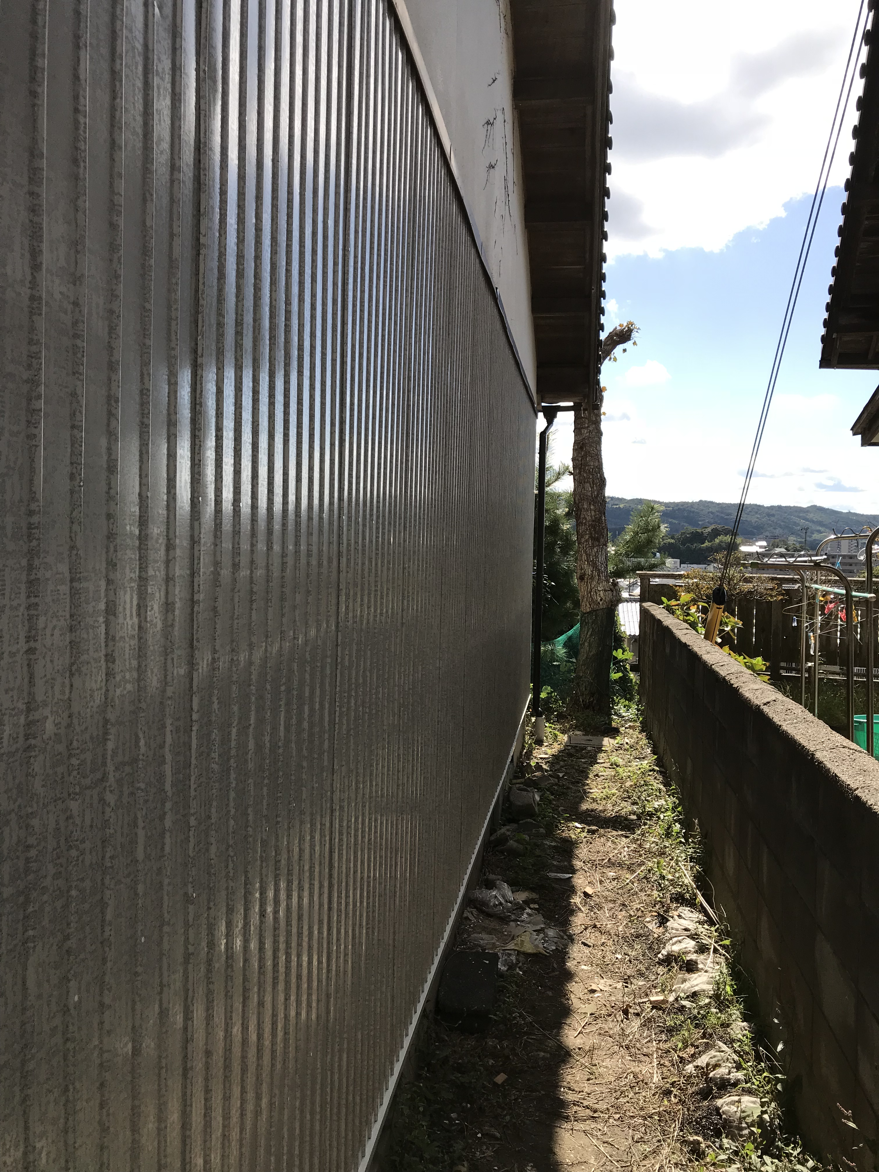 松江 リフォーム 外壁 修理
