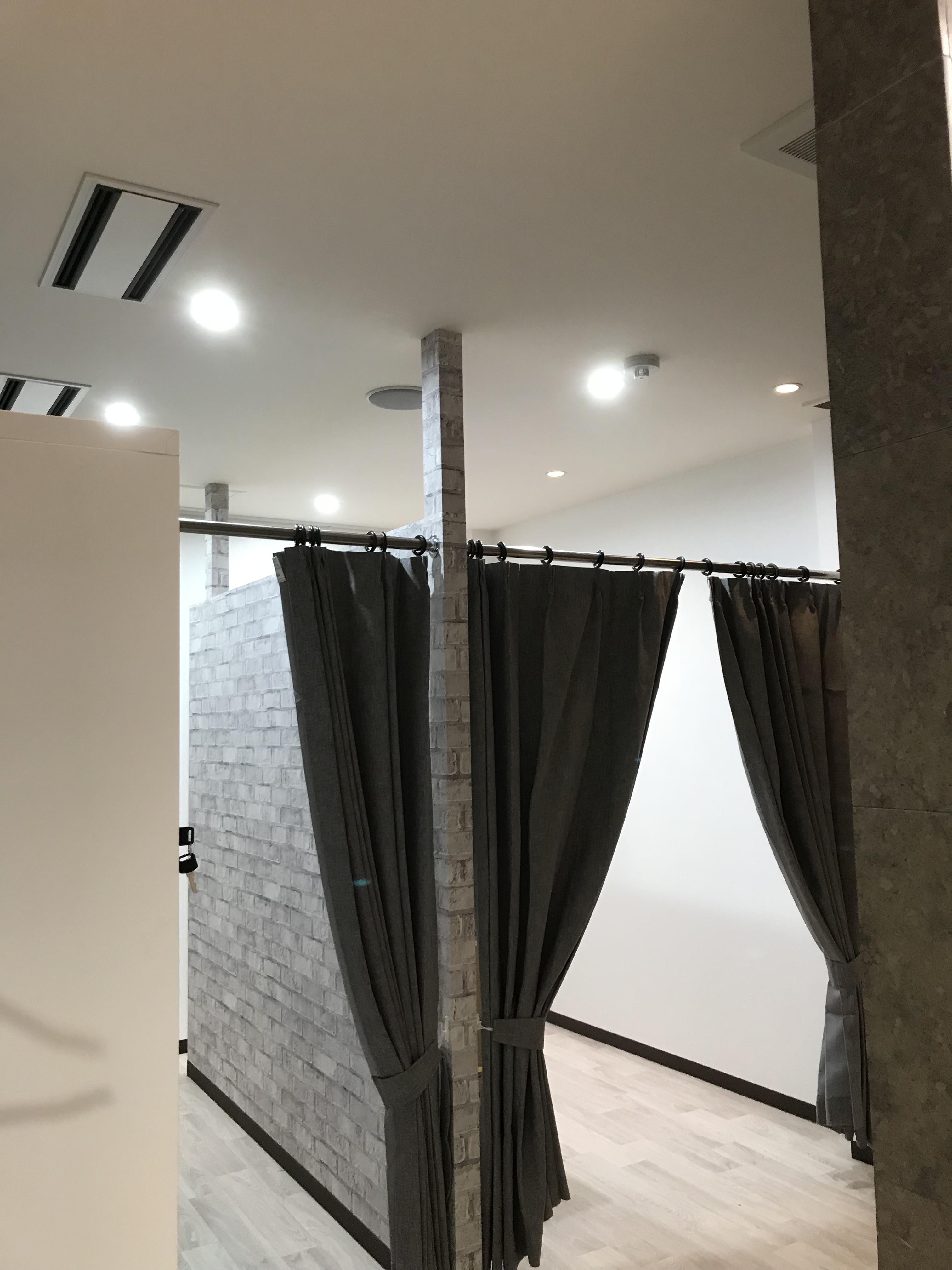 松江 店舗サロン リフォーム改装工事