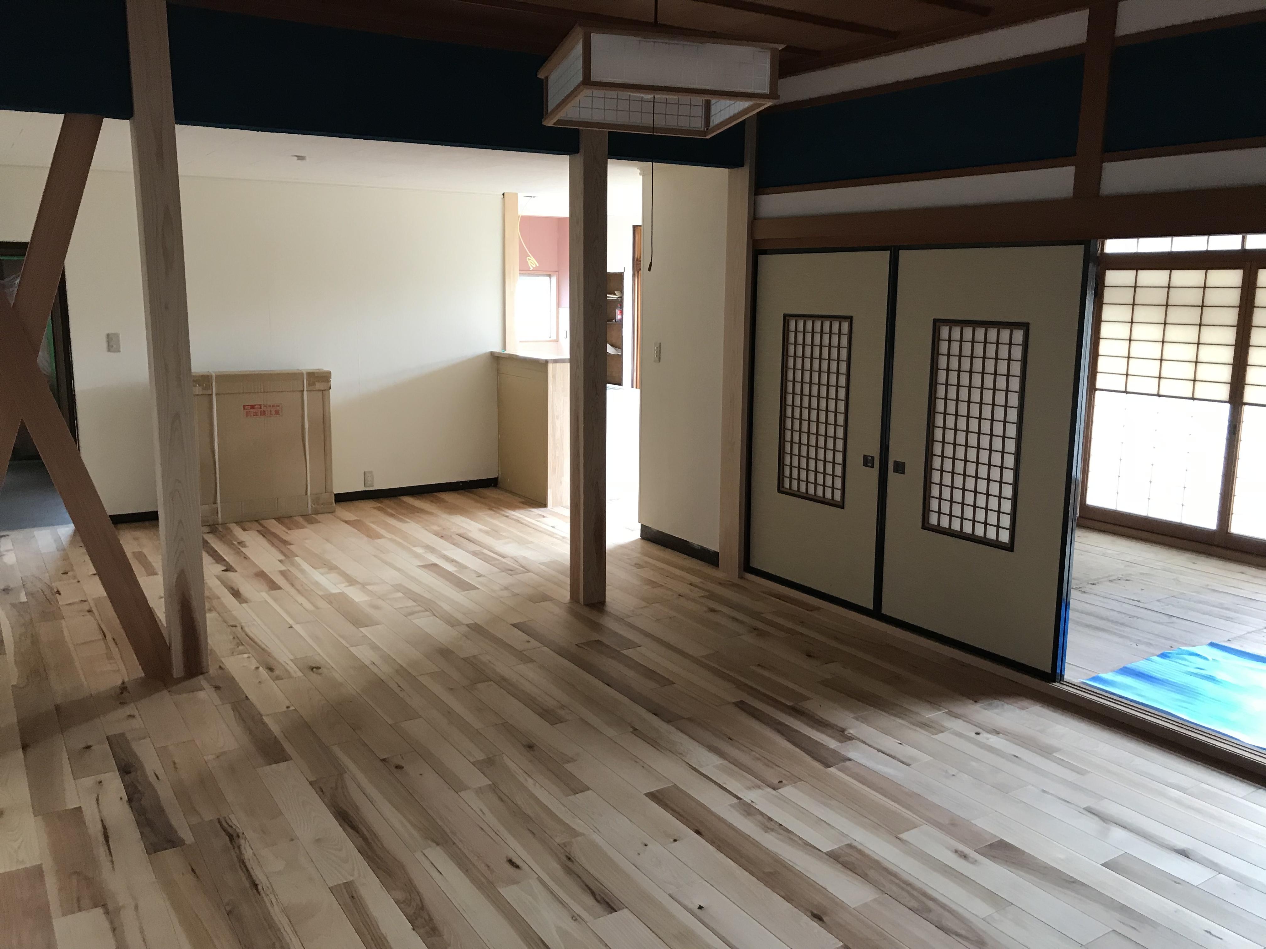 松江リフォームクロスマン キッチンリフォーム