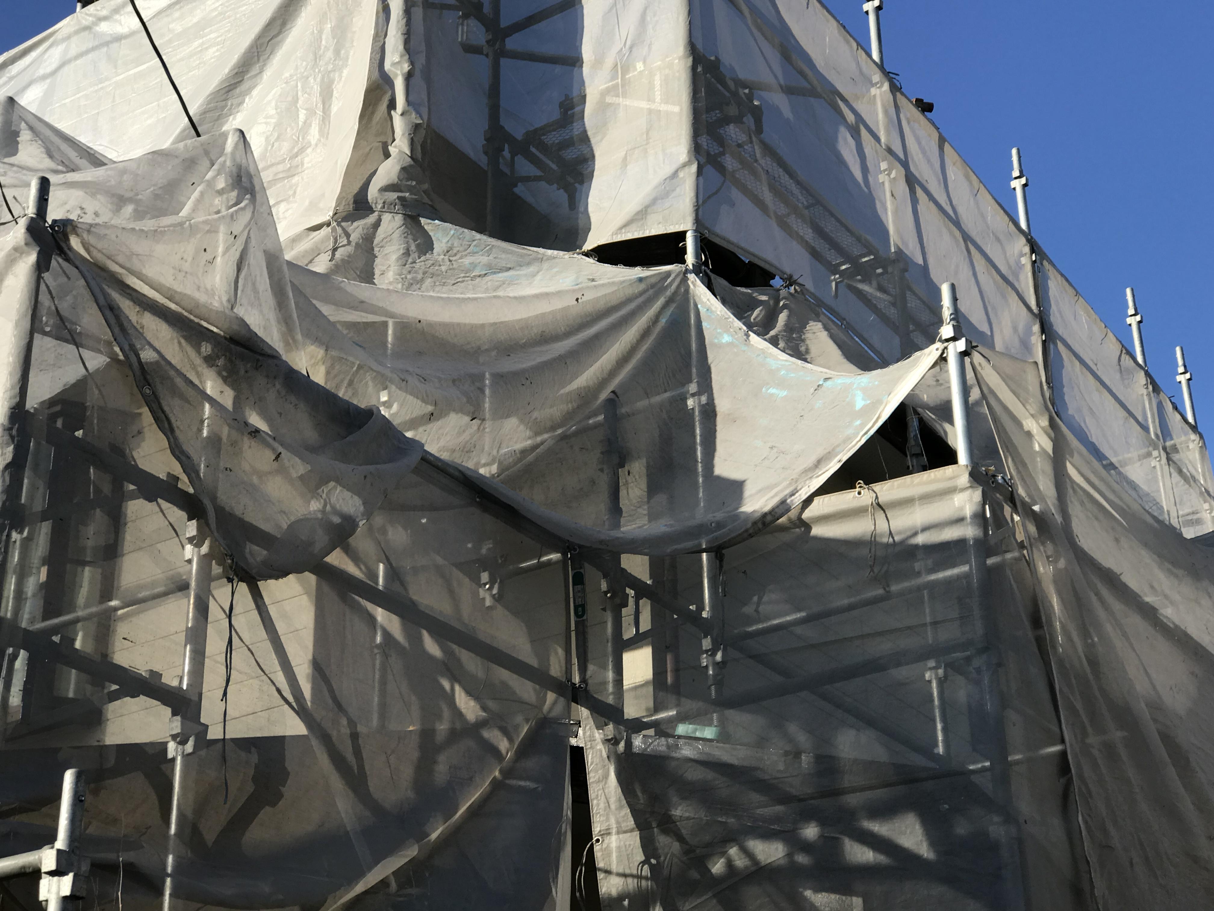 松江リフォーム アートテックの屋根塗替え工事