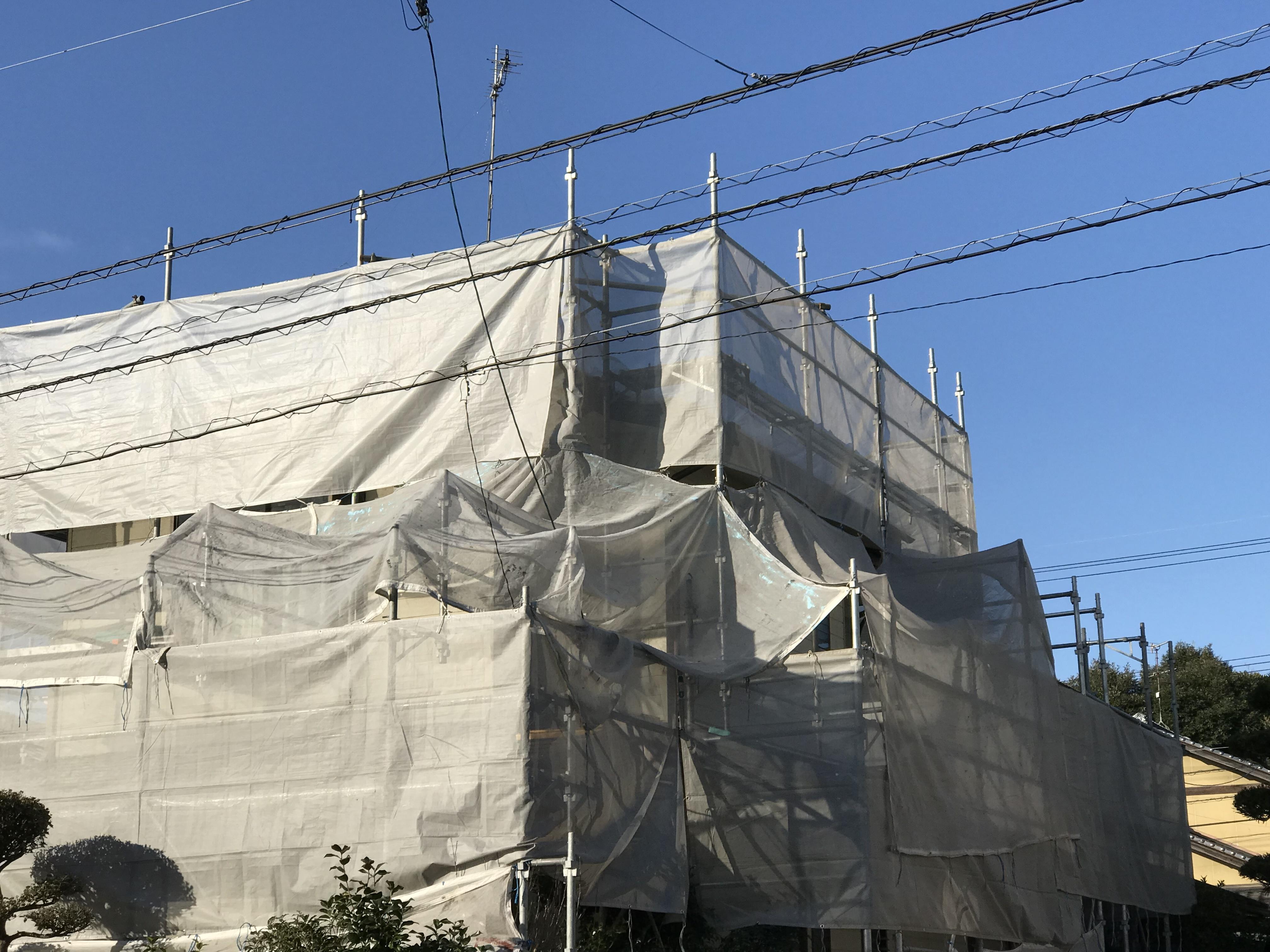 松江イングリッシュガーデン前駅付近H様邸