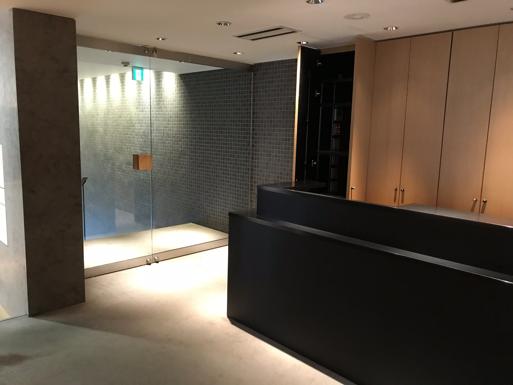米子 サロン 改装工事 設計 施工