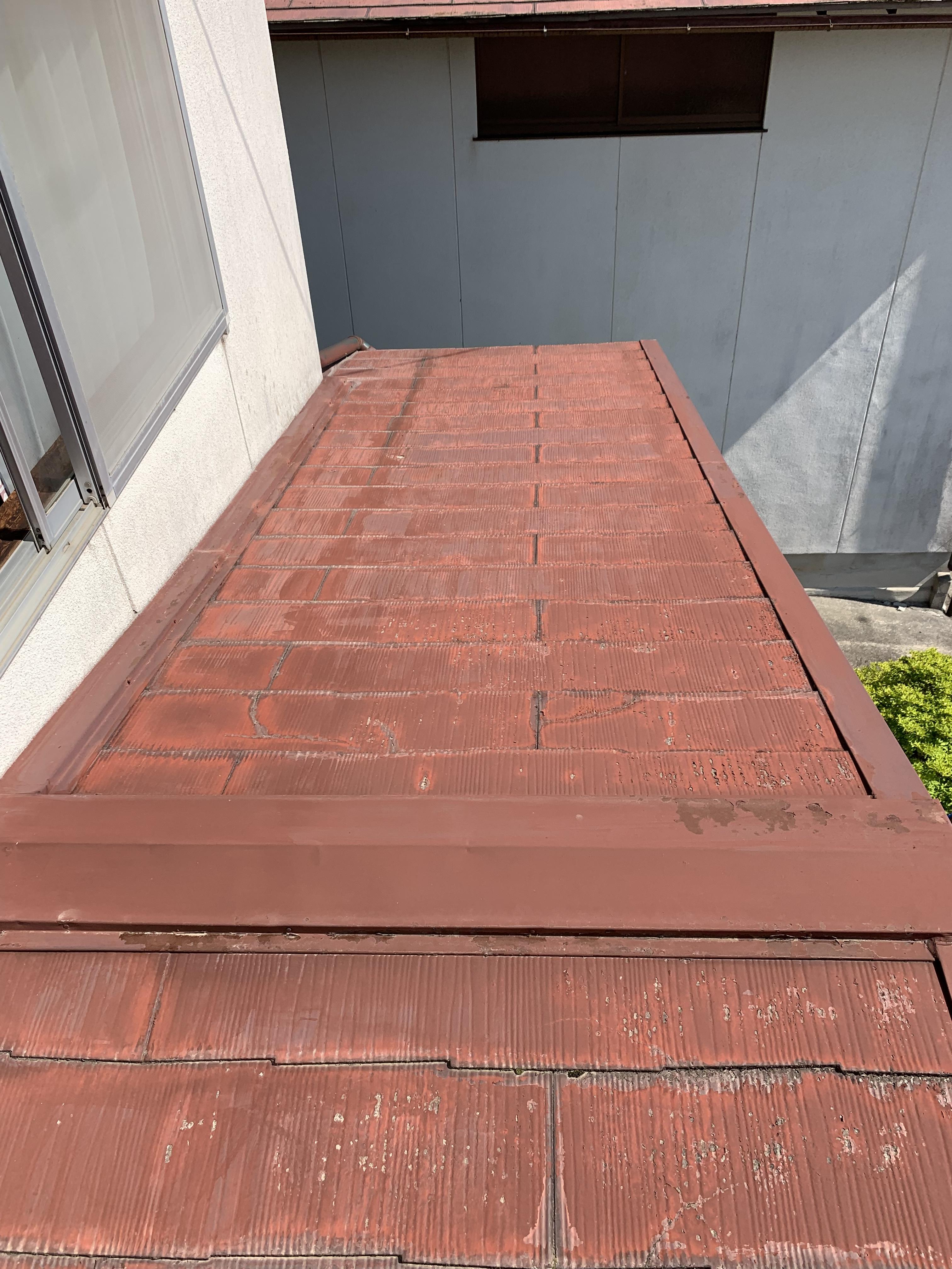 松江市 リフォーム 屋根 雨漏り修理