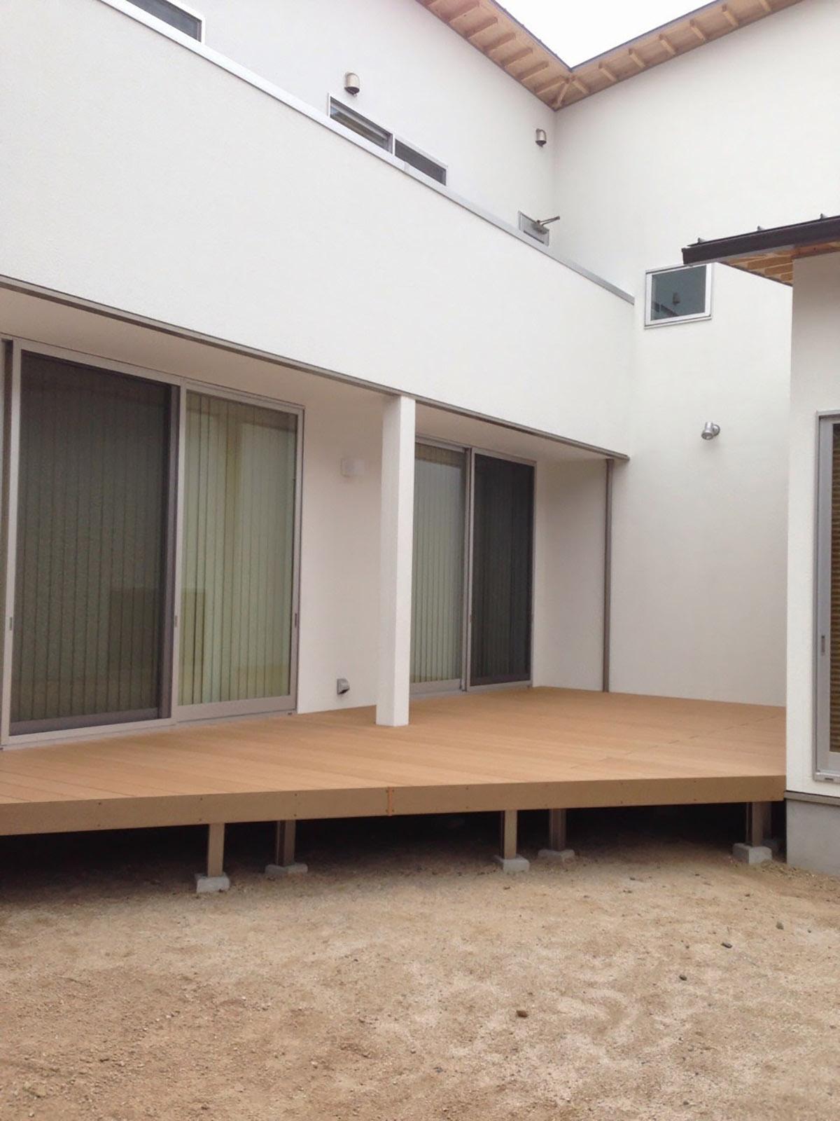 外壁塗装工事事例:島根県出雲市W様邸